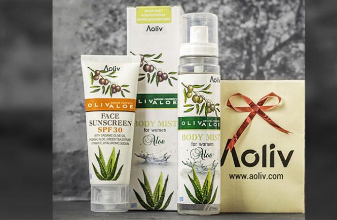 Olivaloe produse cosmetice naturale