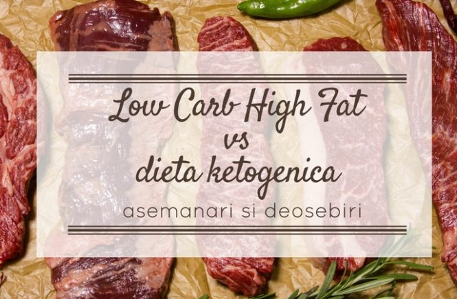 Low Carb High Fat vs Keto