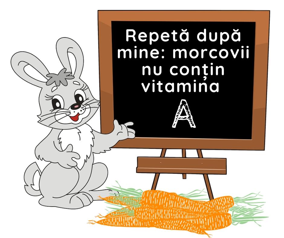 plantele nu conțin vitamina A