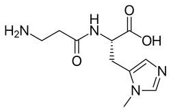 anserină formulă chimică