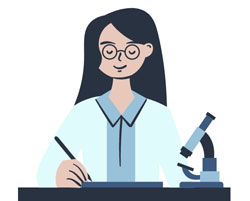cremă ochi analiză laborator