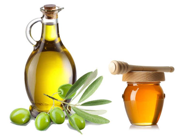 mască păr ulei măsline miere