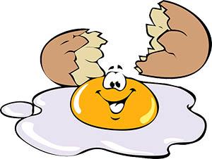 cosmetice - ouă