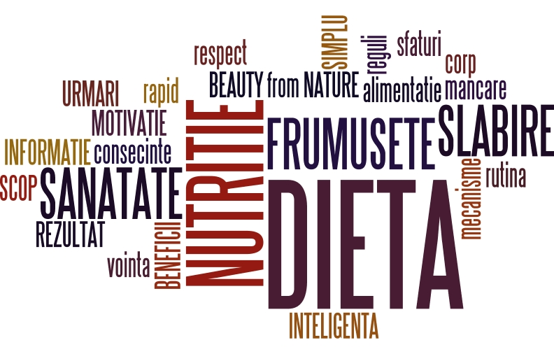 Dieta motivatie silueta nutritie